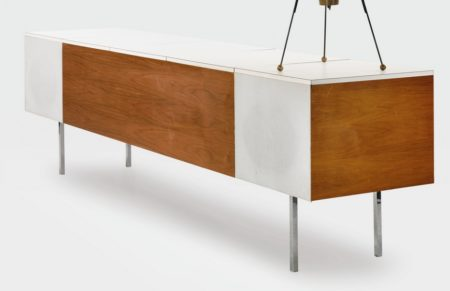 Pierre Koenig And Gerald Mccabe - Music Center Cabinet-1959