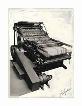 Piet Zwart-Untitled (Printing Press)-1939