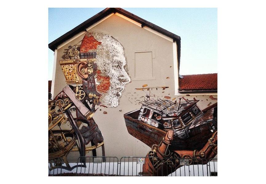 Street art instagram