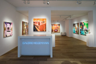 Galerie Hegemann Presents the Pop Art of Joerg Doering and Joerg W. Schirmer