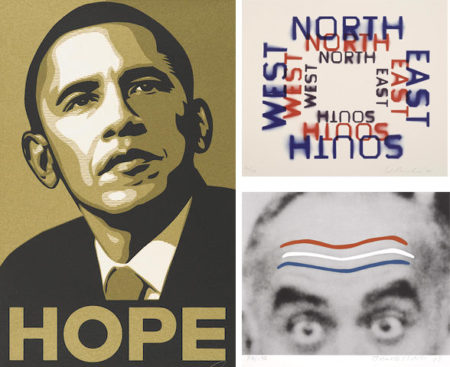 Portfolio - Artists for Obama-2008