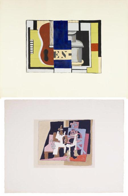 Fernand Leger-Henri Matisse-Georges Braque-Raoul Dufy-Juan Gris-Georges Rouault-Pablo Picasso-Portfolio - Dix Reproductions-1933