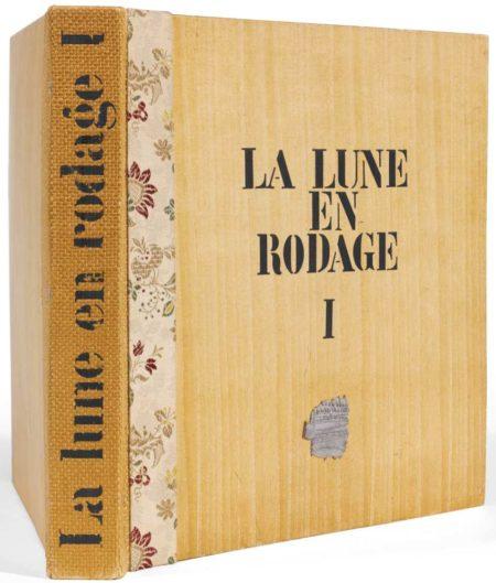 Portfolio - La Lune En Rodage Volumes I & II-1965