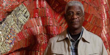 Portrait-of-El-Anatsui.-Courtesy-of-October-Gallery.-Photo-by-Andy-Keate.