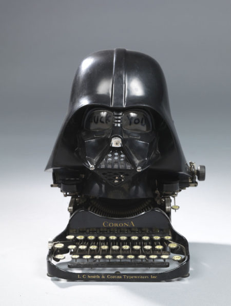 Pure Evil-Darth Typewriter-2010