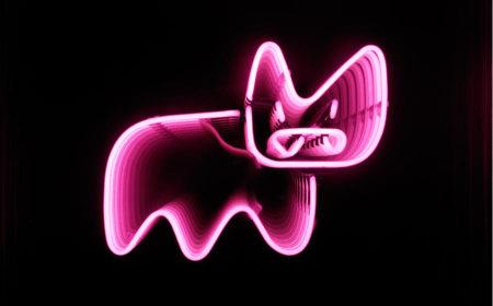 Pure Evil-Infinite Neon Bunny-2011