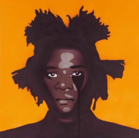 Pure Evil-JM Basquiat Nightmare-2014