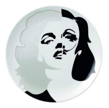 Pure Evil-Marilyn Marlene Dali-