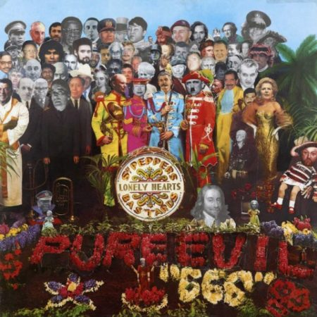Pure Evil-Sergeant Peppers Lonely Hearts Bastard-2007