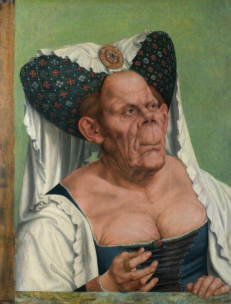 disgustin art grotesque art