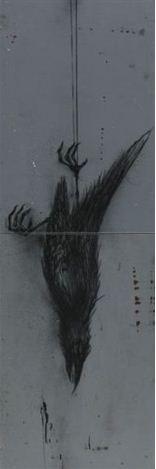 ROA-Falling dead bird-