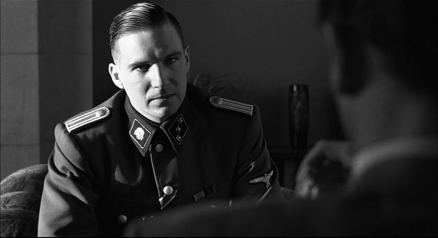 Ralph Fiennes in Schindler's List (1993) - Image via sleeplessthoughtcom