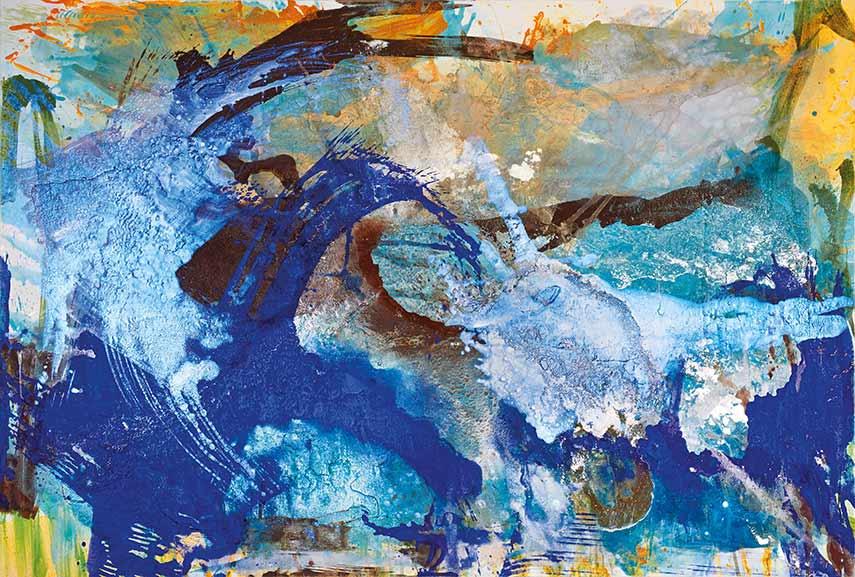 malerei kunst contact gelberts, reichenhall, bad, landschaft at the kunstakademie