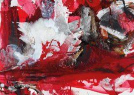 Ralph Gelbert - Stromboli, detail