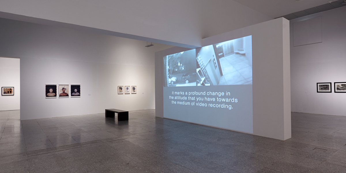 Raul Cordero - Installation Video Lesson No.1, 2001