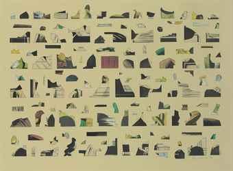 Ray Yoshida-Untitled-1999