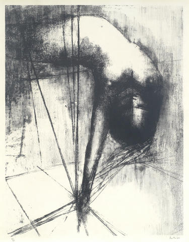 Reg Butler-Figure in Space-1963