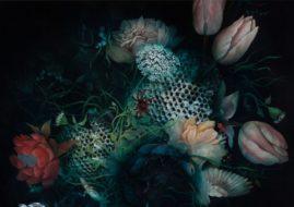 """Regan Rosburg - Detail of """"Vanitas V"""""""