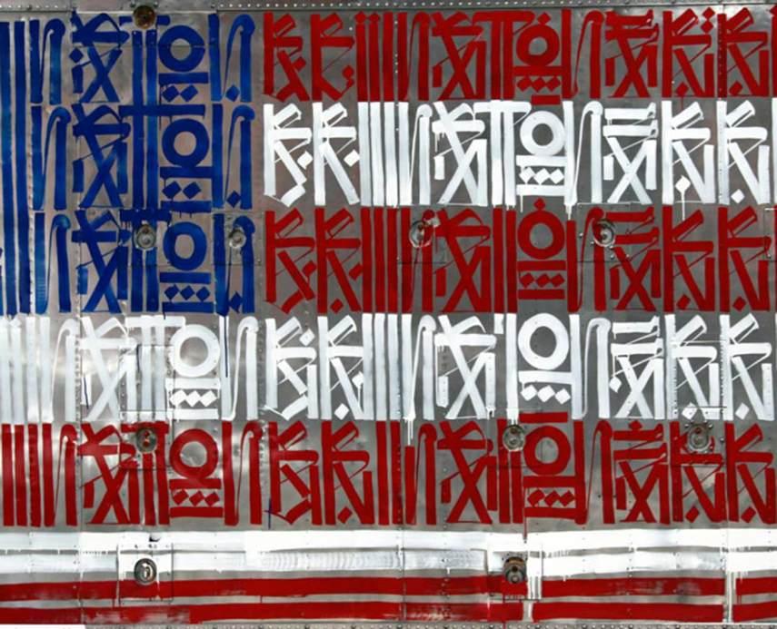 Retna - America, 2014 english
