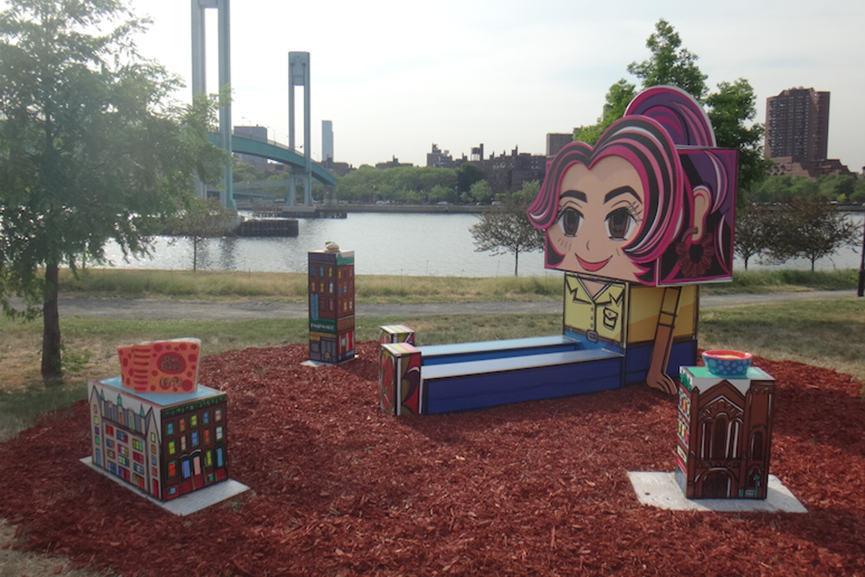 Best Public Arts Installations in New York 2015