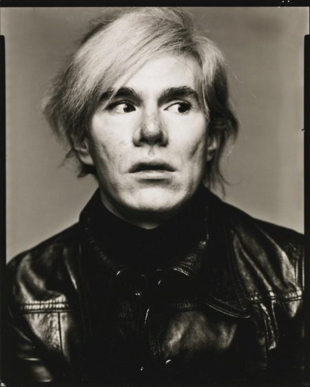 Richard Avedon-Andy Warhol, Portraits (New York 2002)-1969
