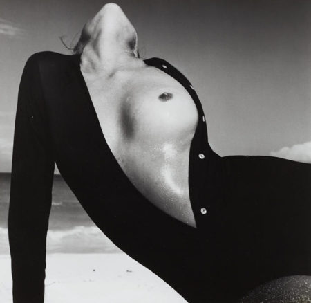 Richard Avedon-Lauren Hutton, Great Exuma, the Bahamas, October-1968
