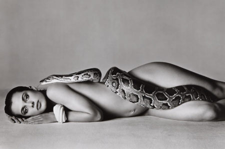 Richard Avedon-Nastassja Kinski and the Serpent, Los Angeles, California, June 14-1981