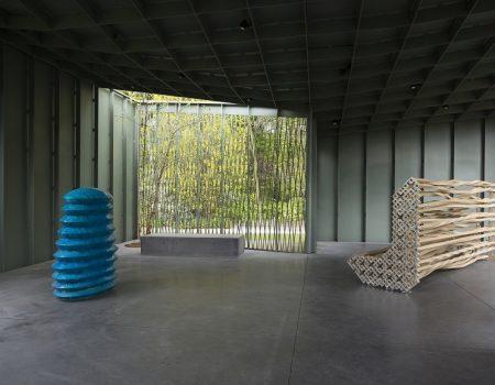 A Landmark Exhibition of Richard Deacon Sculptures at Middelheim Museum