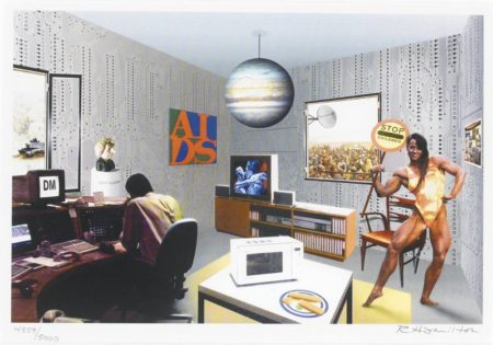 Richard Hamilton-Just What Is It That Makes Today's Homes So Different?-1992