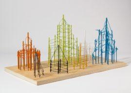 geometric sculptures