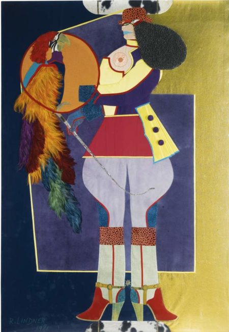 Richard Lindner-Banner #4-1971
