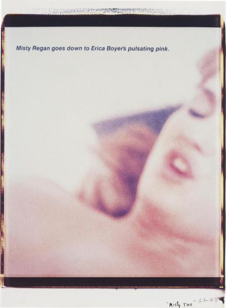 Richard Prince-Untitled (Misty Reagan)-1986
