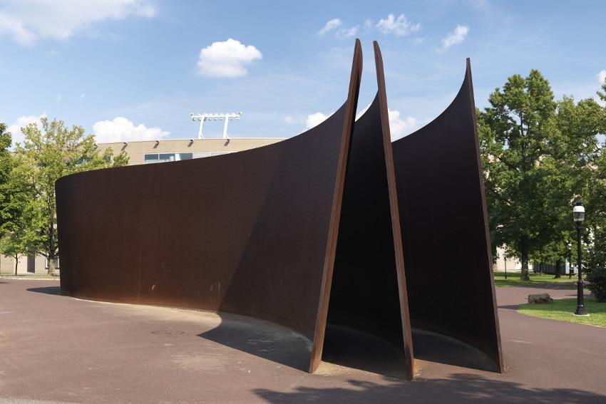 Richard Serra on Making Ten
