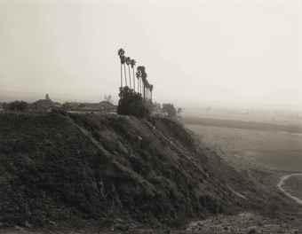 Robert Adams-New Development on what was a Citrus Growing Estate, Highland, California-1983