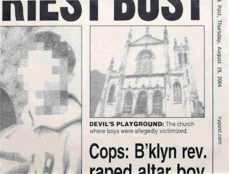 Robert Beck-Priest Dust-2005