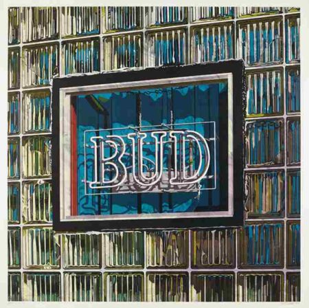 Robert Cottingham-Bud-1996