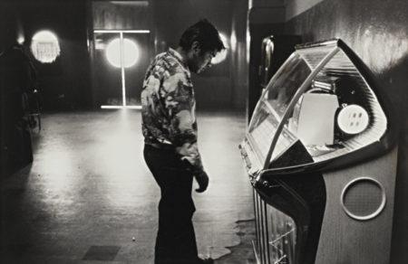 Robert Frank-Bar - Las Vegas, Nevada-1977