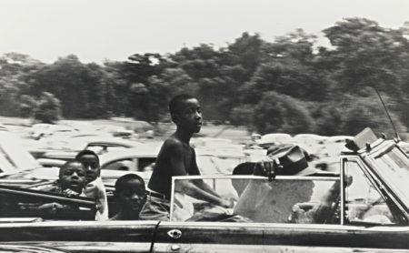 Belle Isle - Detroit-1955