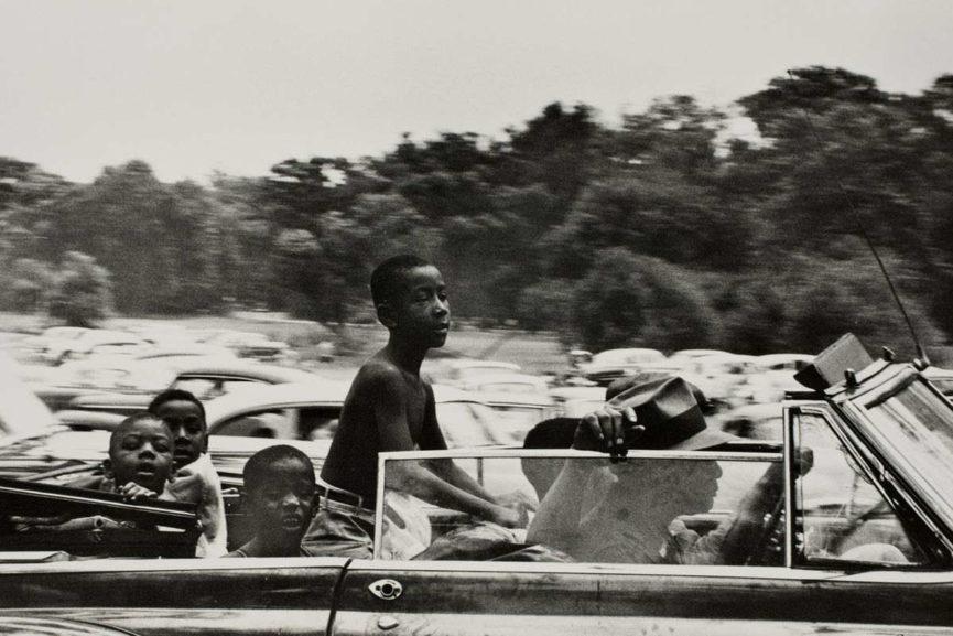 Robert Frank - Belle Isle, Detroit, 1955, via siaphotographz.wordpress com