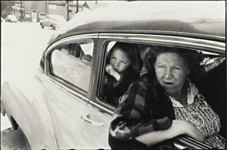 Robert Frank-Butte, Montana-1956