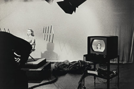 Robert Frank-Cbs Studio, Hollywood (Television Studio - Burbank, California)-1956