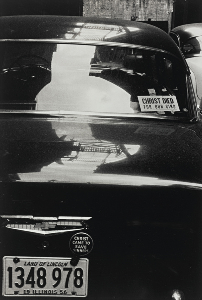 Robert Frank-Chicago-1956