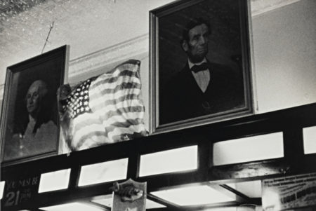 Robert Frank-Detroit (Bar)-1955