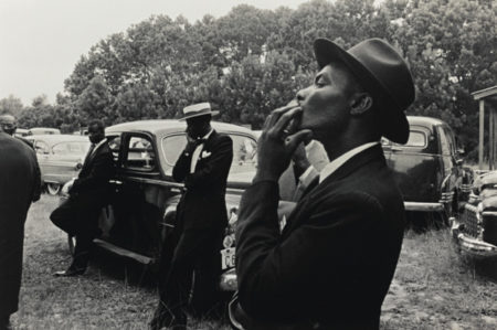 Robert Frank-Frogmore (Funeral - St. Helena, South Carolina)-1975