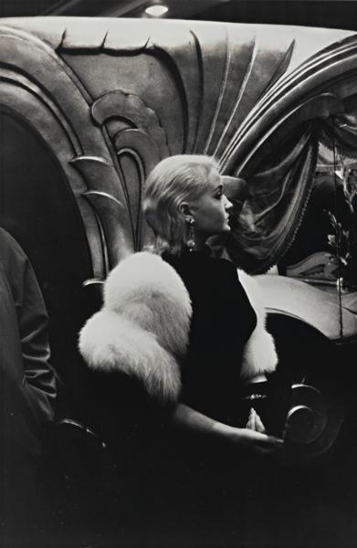 Robert Frank-Hollywood (Movie Premiere)-1956