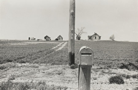 Robert Frank-North-Platte, Nebraska (U. S. 30 Between Ogallala And North Platte, Nebraska)-1956