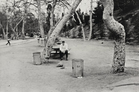 Robert Frank-Pic-Nic Ground Glendale Los Angeles-1970