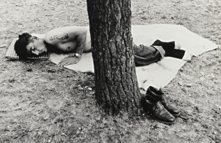 Public Park - Cleveland, Ohio-1970
