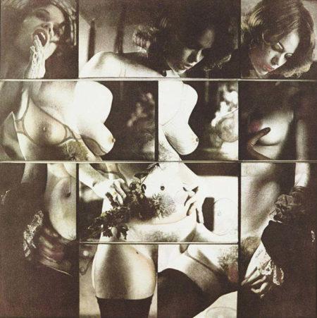 Robert Heinecken-Vary Cliche/ Autoeroticism-1974