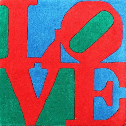 Robert Indiana-Classic Love-2007